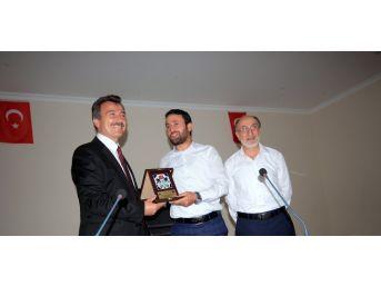 Ezan Okuma Yarışması Birincisi Yenişehir'den