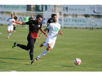 Yeşil Bursa - Van Bşb: 0-0