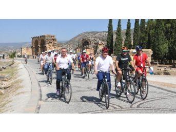 Pedallar Termal Turizm Için Döndü