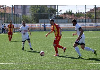 Türkiye Kupası: Kızılcabölükspor: 2 - Ümraninespor: 1