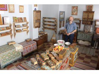 (özel Haber) 7 Yüzyıllık Kadim Sanat 'edirnekari'