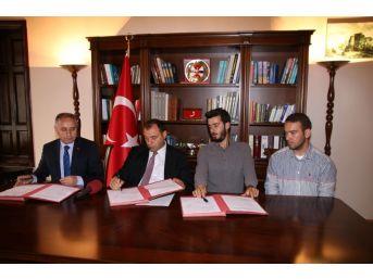 Elazığ'da 5 Derslikli Okul İçin Protokol İmzalandı