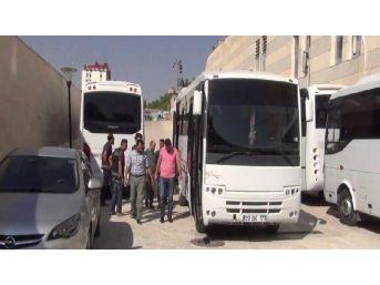 Elazığ'da Fetö'den 13 Kişi Tutuklandı