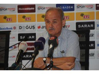 Eskişehirspor - Ümraniyespor Maçının Ardından