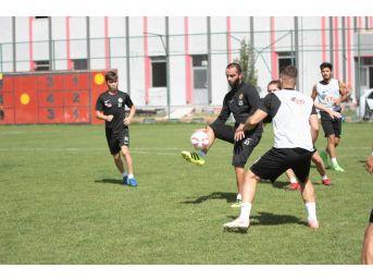 Eskişehirspor, 24 Erzincaspor Maçına Hazır