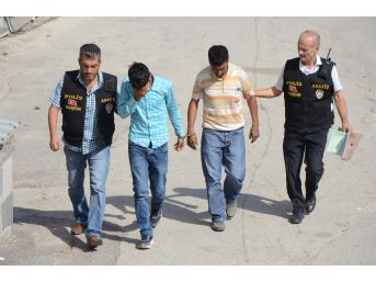 Telefondan 227 Bin Lira Dolandıran Şahıslar Yakalandı