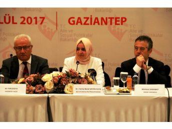 Bakan Kaya, Gaziantep'te İl Değerlendirme Toplantısına Katıldı