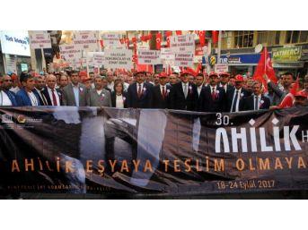 Bakan Tüfenkci, Karkamış Gümrük Kapısı'nı Inceledi (2)