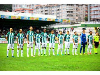 Tff 1. Lig: Akın Çorap Giresunspor: - Elazığspor: 0