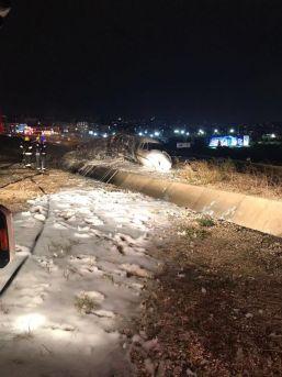 Atatürk Havalimanı'nda Iniş Sırasında Uçak Düştü: 4 Yaralı (3)