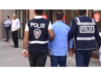 Cezaevine Uyuşturucu Soktuğu Iddia Edilen Avukat Gözaltında