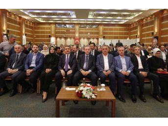 Cumhurbaşkanı Erdoğan İstişare Toplantısının Ardından Ak Parti İstanbul İl Başkanlığından Ayrıldı