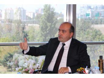 Ekonomi Bakan Yardımcısı Fatih Metin'den Dha'ya Ziyaret
