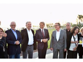Fatih İle Wiesbaden, Kardeş Şehir Olmalarının 5'inci Yılını Kutladı