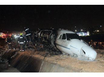 Jet Kazasının Yaşandığı Noktada İnceleme Yapıldı