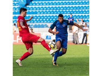 Kasımpaşa - Kayserispor: 1-1