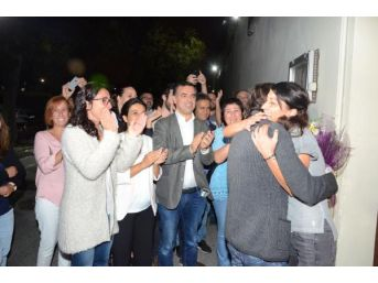 Sözcü Gazetesi Soruşturması; Mediha Olgun Cezaevinden Çıktı
