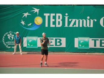 Teb İzmir Cup'ta Şampiyon Marchenko