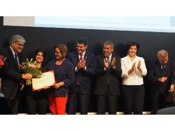 Türk-Alman Hukuk Lisans Programı Ilk Mezunlarını Verdi