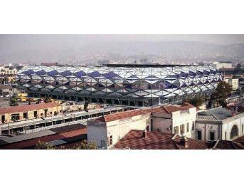 Alsancak Stadı Projesinin Son Hali Ortaya Çıktı.