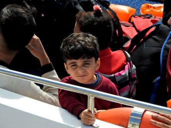 Ölüme Yolculuğa Çıkan 28 Suriyeli Göçmen Yakalandı