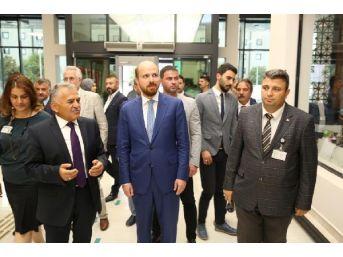 Bilal Erdoğan, Babasının Isminin Verildiği Okulu Açtı (2)