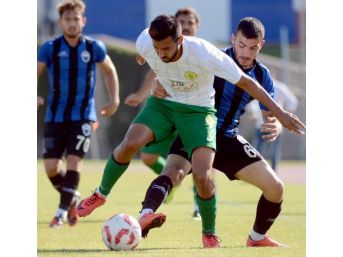 Kayseri Erciyesspor – Darıca Gençlerbirliği: 0-0