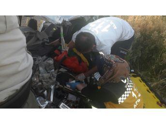 Yahyalı'da Trafik Kazası: 1 Ölü 3 Yaralı