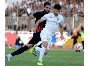 Ziraat Türkiye Kupası 3.tur Müsabakası B.b.vanspor - Kayserispor Maçının Fotoğraflarına Ek