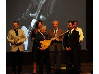 Başbakan, Neşet Ertaş Kültür Merkezinin Açılışını Yaptı