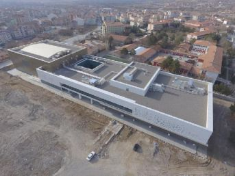Neşet Ertaş Kültür Merkezi Yarın Açılacak...