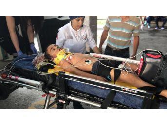 5 Yaşındaki Çocuğun Boynundan Yaralanıp Dövülmesiyle Ilgili 1 Kişi Tutuklandı
