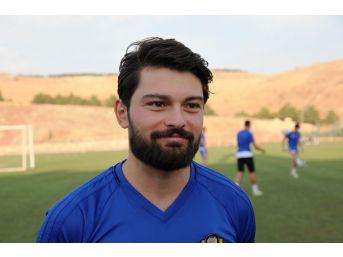 Evkur Yeni Malatyaspor'un Golcüsünden