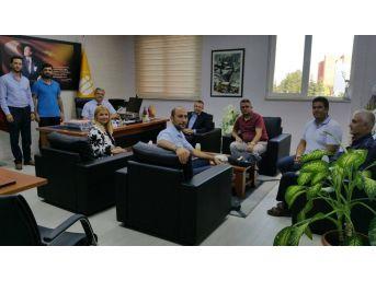 Malatya Teknokentte Ar-ge Ve Teknoloji İşbirliği Toplantısı Yapıldı