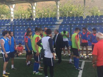 Malatya Yeşilyurt Belediyespor Sezona İyi Başlamak İstiyor