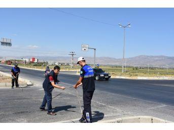 Alaşehir Belediyesi İstedi Karayolları Harekete Geçti