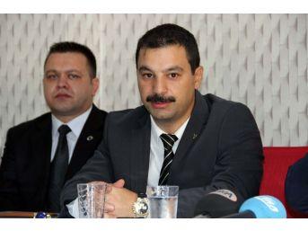 Mhp'li Öztürk'ten Kerkük Açıklaması