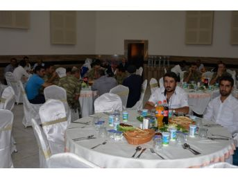Midyat' Ta 19 Eylül Gaziler Günü Kutlandı