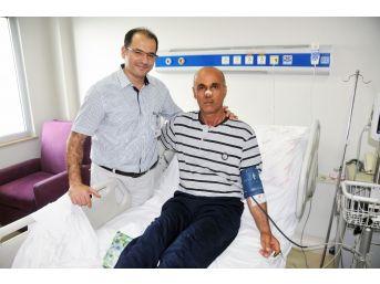 Tarsus'ta İlk Endoskopik Dsr Medical Park'ta Yapıldı