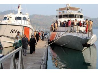 Fethiye'de 62 Kaçak Yakalandı