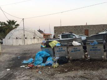 Milas'ın Turizm Cennetinde Çöp Krizi