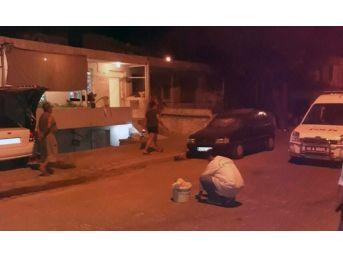 Milas'ta İki Ev Ve Bir Otomobile Kurşun Yağdırdılar