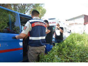 Ortaca'da 32 Kaçak Göçmen İle 2 Organizatör Yakalandı