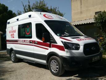 Sağlık Bakanlığından Selimiye'ye Ambulans Sürprizi