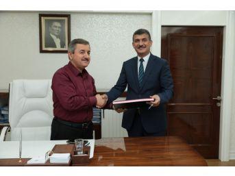 Fatsa'da 'eğitimde İşbirliği Protokolü' İmzaladı