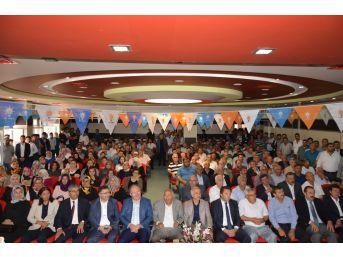 Ak Parti Suşehri İlçe Başkanlığına Uğurlu Seçildi