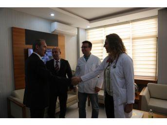 Cü'ye Atanan Uzman Doktorlar Göreve Başladı