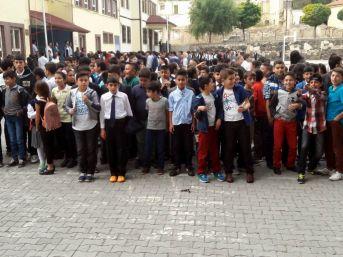 Gürün'de 3 Bin 680 Öğrenci Ders Başı Yaptı