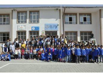 Gürün'de İlköğretim Haftası Kutlandı