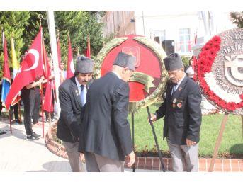 Tekirdağ'da Gaziler Haftası Kutlandı